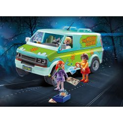 SCOOBY-DOO! Mystery Machine 70286